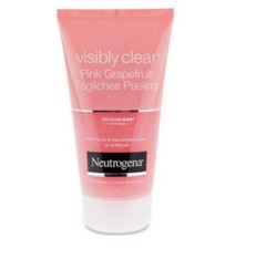 Neutrogena Visibly Clear Pink Grapefruit Tagliches Peeling 150ml
