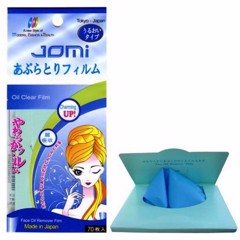 Jomi Oil Clear Film Face Oil Remover 70 sheet