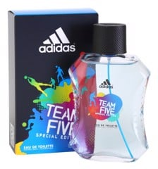 Adidas Eau De Toilette 100ml #Team Five