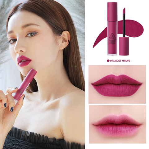 [HOT NEW 2018] Son Kem Lì 3CE Soft Lip Lacquer