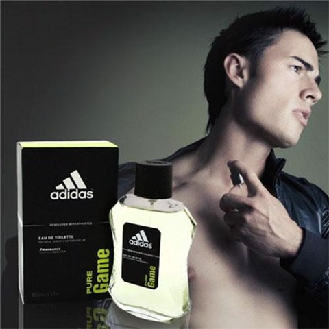 Nước Hoa Adidas Eau De Toilette 100ml #Pure Game