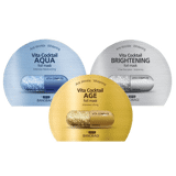 Banobagi Vita Cocktail Foil Mask For Dry SKin 30Ml #Aqua