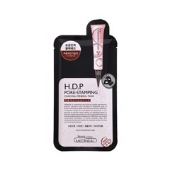Mediheal H.D.P Pore-Stamping Charcoal-Mineral Mask 25ml