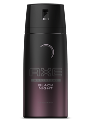 Xịt Ngăn Mùi Toàn Thân Axe Body Spray 150ml #Black Night