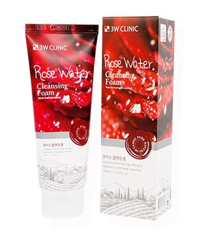 3W Clinic Foam Cleansing 100ml