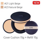 IOPE Perfect Cover Cushion SPF 50+ PA+++ 15g x 2 (refill)