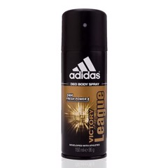 Adidas Deo Body Spray 24H Fresh Power For Men 150ml #Victory League