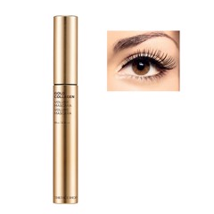 Mascara Hỗ Trợ Cong Và Dày Mi The Face Shop Gold Collagen Volume Mascara 12g