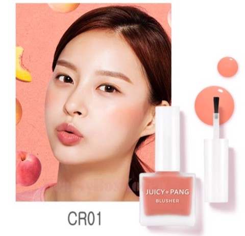 Apieu Juicy Pang Water Blusher 9g (includes 2 colors)