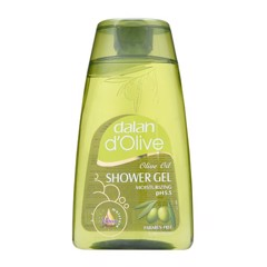Dalan D'Olive Olive Oil Shower Gel Moisturizing 250ml