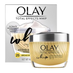 Olay Total Effects Whip Active Moisturizer With Sunscreen SPF25 48g