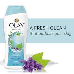 Olay Fresh Outlast Purifying Birch Water & Lavender 700ml