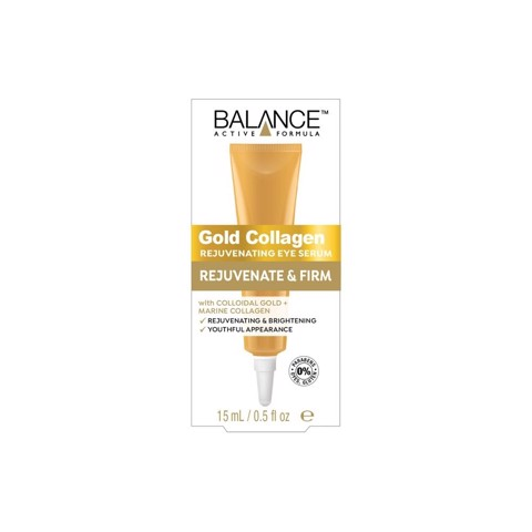 Balance Gold Collagen Rejuvenating Eye Serum 15ml