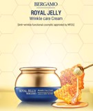 Kem Chống Nhăn Bergamo Royal Jelly Wrinkle Care Cream 50g