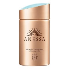 Kem Chống Nắng Anessa Perfect UV Sunscreen Skincare Milk Spf 50+ Pa++++ 60ml