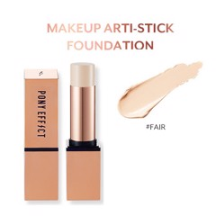 Kem Nền Dạng Thỏi Pony Effect Arti-Stick Foundation 12g #Fair