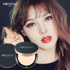 Pony Effect Cover Fit Powder Foundation SPF40 PA +++