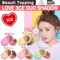 Phấn mắt 2in1 Love 3ce Duo Shadow