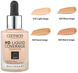 Catrice Hd Liquid Coverage 30ml (4 tone)