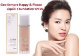 Geo Sempre Happy & Please Liquid Foundation SPF20 #21 Natural Beige