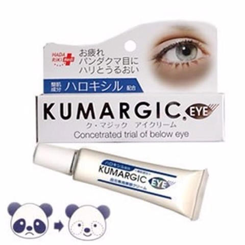 Cream Kumargic Concetrated Trial Of Below Eye 20g
