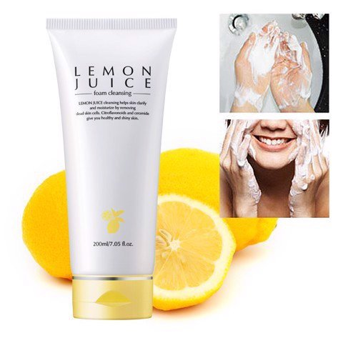 Geo Lemon Juice Foam Cleansing 200ml