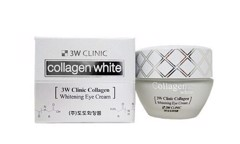 Kem Dưỡng Da Vùng Mắt 3w Clinic Collagen Whitening Eye Cream 35ml