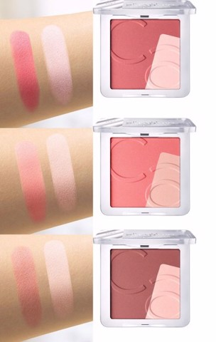 Catrice Light And Shadow Contouring Blush (2 tone)