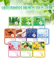 Combo of 10 Natureby Essence Mask Sheet 10 X 23g