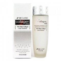 3W Clinic Collagen Clear Softener 150ml
