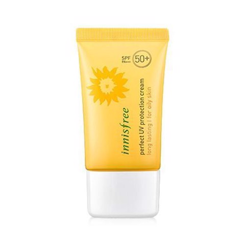 Innisfree Long Lasting Perfect UV Protection Cream For Oily Skin SPF50+ PA +++ 50ml