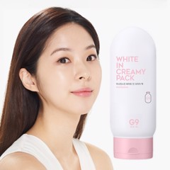 G9 Skin White In Creamy Pack Whitening 200ml