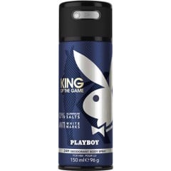 Playboy 24h Deadorant Body Spray For Men 150ml # King Of The Game