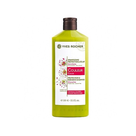 Yves Rocher Color Protection & Radiance Shampoo 300ml