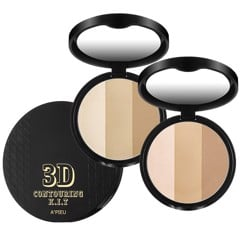 A'Pieu 3D Contouring Kit (#01 Neutral Warm - #02 Neutral Cool)