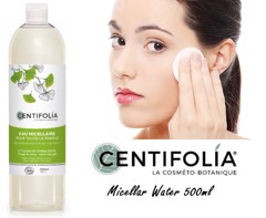 Centifolia Micellar Water 500ml