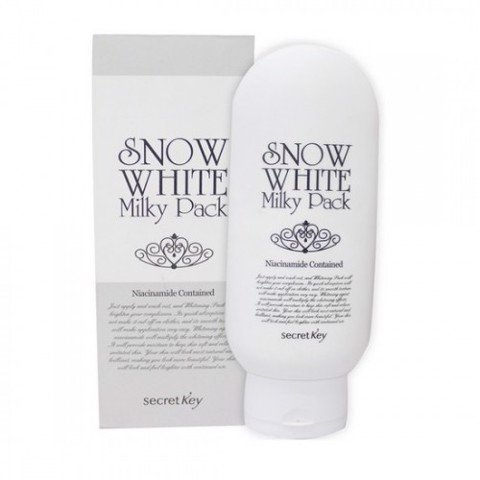 Secret Key Snow White Milky Pack 200g