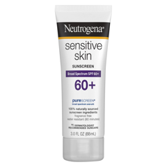 Kem Chống Nắng Neutrogena Sensitive Skin Sunscreen Broad Spectrum SPF60+ 88ml