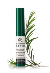 Gel Trị Mụn Và Thâm Hiệu Quả The Body Shop Tea Tree Targeted Gel 25ml