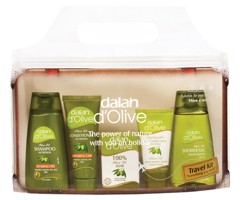 Dalan D'olive Travel Kit