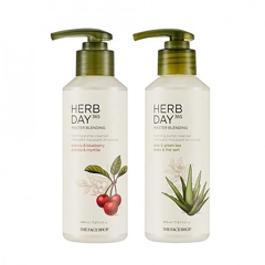 Sữa Rửa Mặt Làm Sạch Sâu The Face Shop Herb Day 365 Master Blending Foaming Pump Cleanser 215ml