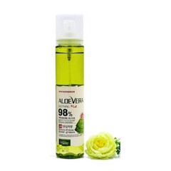 Xịt Khoáng Organia White Good Nature Aloe Vera Soothing Mist 115ml