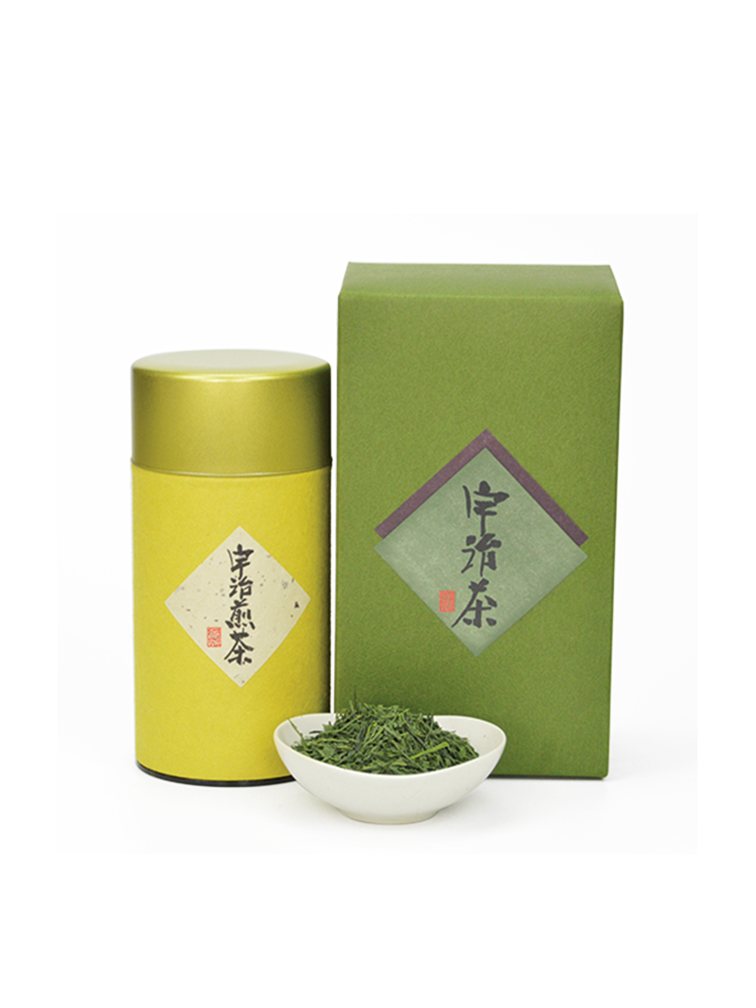 Teabox of Sencha