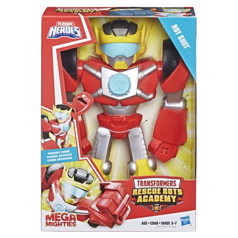 Đồ chơi robot Mega Mighties Transformer