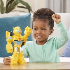 Đồ chơi robot Mega Mighties Bumblebee TRANSFORMERS