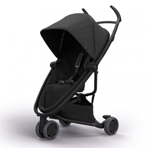 Xe đẩy Zapp Flex (Black on Black) QUINNY