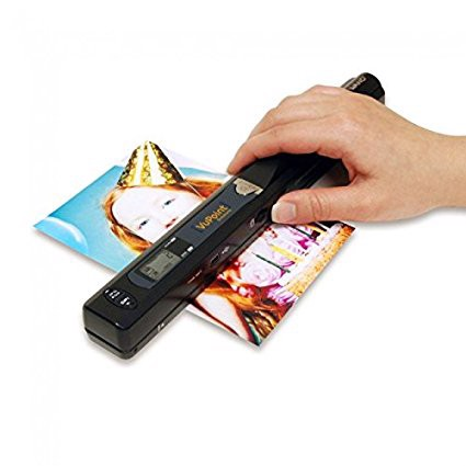 Máy Scan cầm tay VuPoint Solutions Magic Wand Portable Scanner