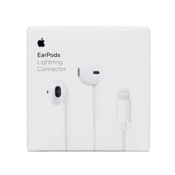 Tai nghe Apple EarPods with Lightning Connector MMTN2ZM/A