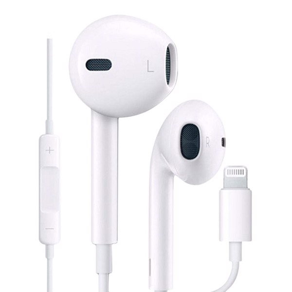 Tai nghe nhét tai Apple Earpods with Remote and Mic Promax EarX kết nối Bluetooth, cổng Lightning