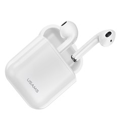 Tai nghe Airpod USAMS US-LR001 Bluetooth 5.0 cho Android, Apple